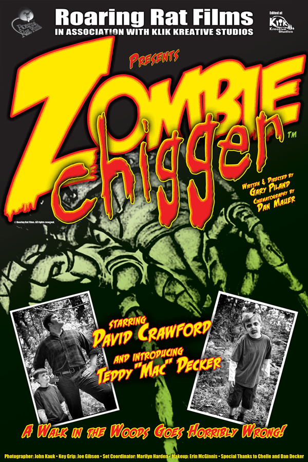 Zombie Chigger Poster
